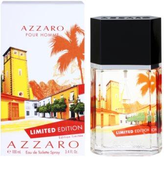 Azzaro Azzaro Pour Homme Limited Edition 2014 Eau de Toilette voor Mannen 100 ml