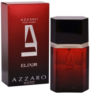 Azzaro Azzaro Pour Homme Elixir eau de toilette férfiaknak 100 ml