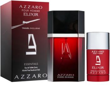 Azzaro Azzaro pour Homme Elixir ajándékszett I.
