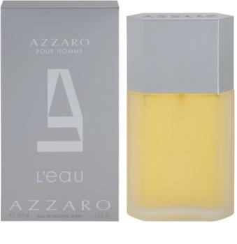 Azzaro Azzaro Pour Homme L´Eau eau de toilette uraknak 100 ml