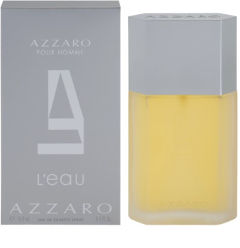 Azzaro Pour Homme L´Eau toaletní voda pro muže 100 ml