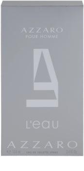 Azzaro Azzaro Pour Homme L´Eau Eau de Toilette for Men 100 ml