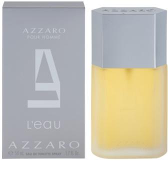 Azzaro Azzaro Pour Homme L´Eau Eau de Toillete για άνδρες 50 μλ