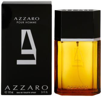 Azzaro Pour Homme toaletní voda pro muže 100 ml plnitelná