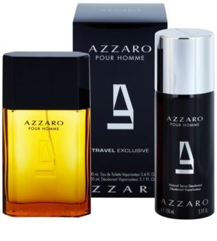 Azzaro Azzaro Pour Homme dárková sada VIII.
