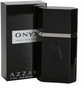 Azzaro Onyx туалетна вода для чоловіків 100 мл