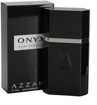 Azzaro Onyx Eau de Toilette for Men 100 ml