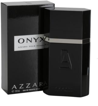 Azzaro Onyx Eau de Toillete για άνδρες 100 μλ