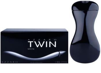 Azzaro Twin Men toaletná voda pre mužov 80 ml