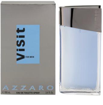 Azzaro Visit Eau de Toilette for Men 100 ml