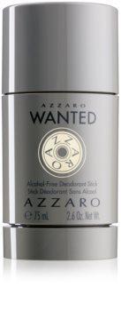 Azzaro Wanted déodorant stick pour homme 75 ml