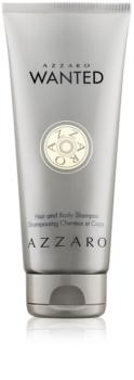 Azzaro Wanted Douchegel voor Mannen 200 ml