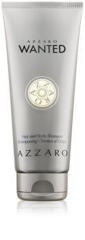 Azzaro Wanted gel za prhanje za moške 200 ml