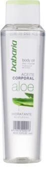 Babaria Aloe Vera hydratačný telový olej s aloe vera