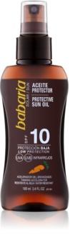 Babaria Sun Protective Sonnenöl LSF 10
