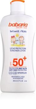 Babaria Sun Infantil Solkräm för barn SPF 50+
