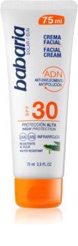Babaria Sun Face αντηλιακή κρέμα προσώπου SPF30