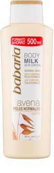 Babaria Avena latte corpo