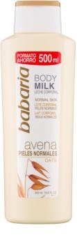 Babaria Avena testápoló tej