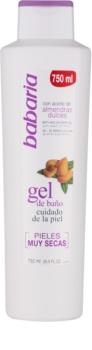 Babaria Almendras sprchový gel pro suchou pokožku
