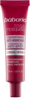Babaria Rosa Mosqueta sérum de nuit intense anti-taches brunes