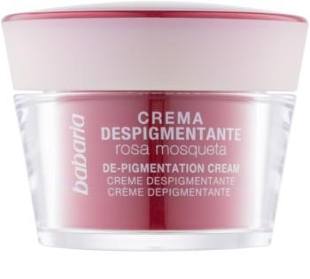 Babaria Rosa Mosqueta Depigmentatie Crème