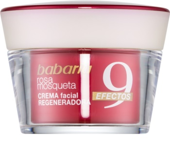 Babaria Rosa Mosqueta Regenerating Anti-Wrinkle Moisturiser
