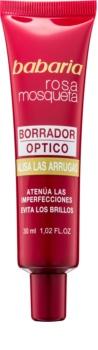 Babaria Rosa Mosqueta crème visage pour une peau lumineuse et lisse