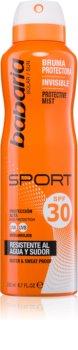 Babaria Sport zonnebrandmist in spray SPF 30