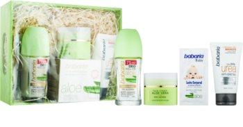Babaria Aloe Vera козметичен пакет  IV.