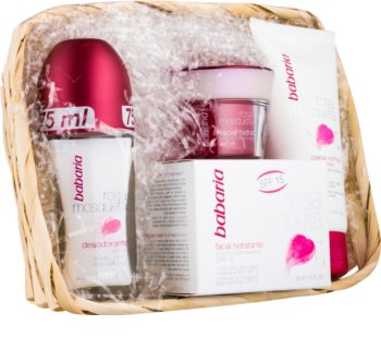 Babaria Rosa Mosqueta Cosmetic Set II. for Women