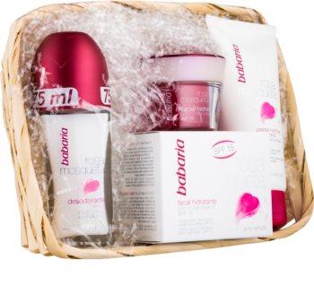 Babaria Rosa Mosqueta kit di cosmetici II.