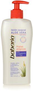 Babaria Aloe Vera Körpermilch für trockene und sehr trockene Haut