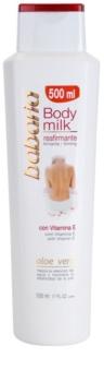Babaria Aloe Vera creme de corp pentru fermitate cu aloe vera
