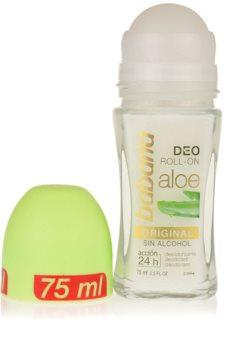 Babaria Aloe Vera Roll-On Deodorant  With Aloe Vera