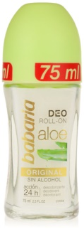 Babaria Aloe Vera deodorant roll-on s aloe vera