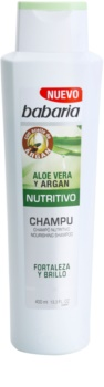 Babaria Aloe Vera sampon hranitor cu aloe vera