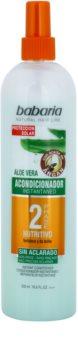 Babaria Argan dvojfázový kondicionér s aloe vera
