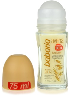 Babaria Avena déodorant roll-on