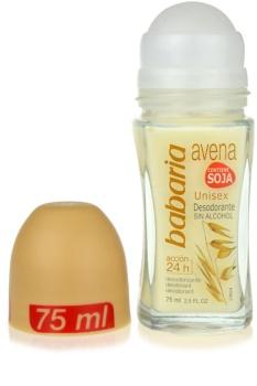 Babaria Avena Roll-On Deodorant
