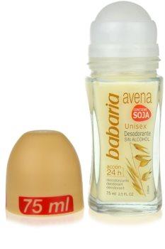 Babaria Avena дезодорант кульковий