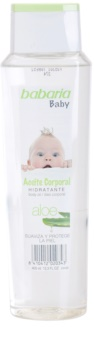 Babaria Baby huile hydratante corps pour enfant
