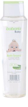 Babaria Baby зволожуюча олійка для тіла для дітей