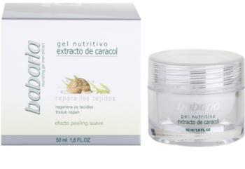 Babaria Extracto De Caracol hydratační gel s hlemýždím extraktem