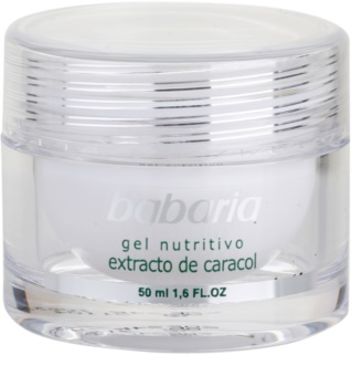 Babaria Extracto De Caracol Feuchtigkeitsgel mit Snail Extract