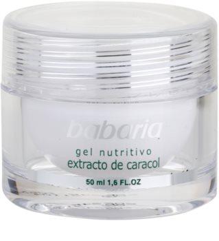 Babaria Extracto De Caracol gel idratante con estratto di bava di lumaca