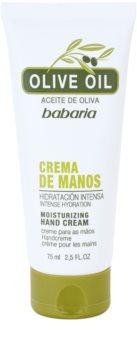 Babaria Olive crema de manos con aceite de oliva