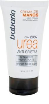 Babaria Urea crème mains effet anti-rides