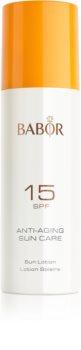 Babor Anti Aging Sun Care Sonnenmilch im Spray LSF 15