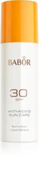 Babor Anti Aging Sun Care Sonnenlotion für Gesicht und Körper SPF 30
